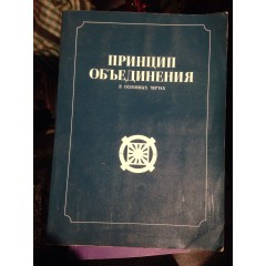 Принцип объединения в основных чертах (1993)