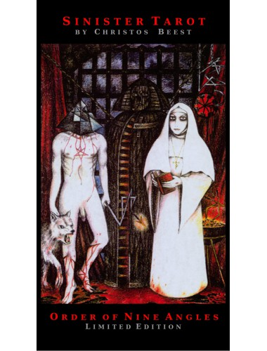 Sinister Tarot by Christos Beest